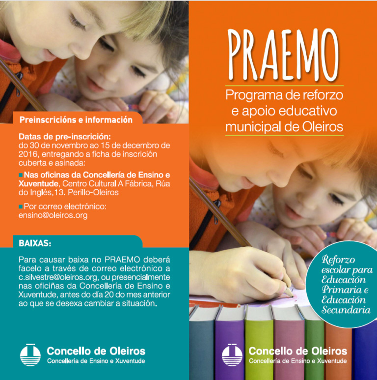 programa praemo folleto